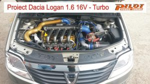Logan 16V Turbo PILOT 248cp – presented by PILOT Power Tuning