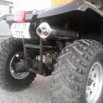 Pilot Power Tuning esapament ATV-toba inox omologata by PILOT