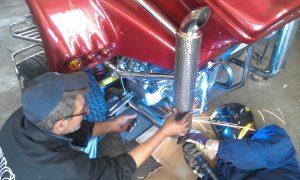 VW Rewaco – exhaust by PILOT